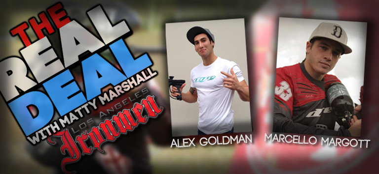 Podcast #029: Marcello Margott and Alex Goldman