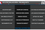 Dallas - Brackets