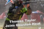 Thomas Taylor Joins Houston Heat
